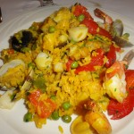 El Patio Espanol Seafood Paella