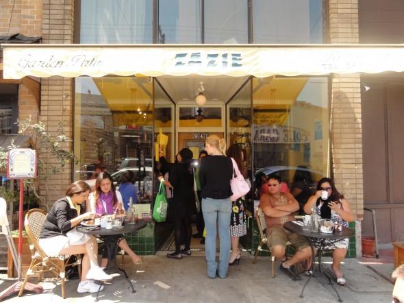 Zazie Storefront