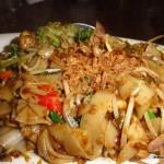 Banana Island Basil Noodles