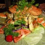 Banana Island Crab