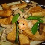 Banana Island Singapore Tofu