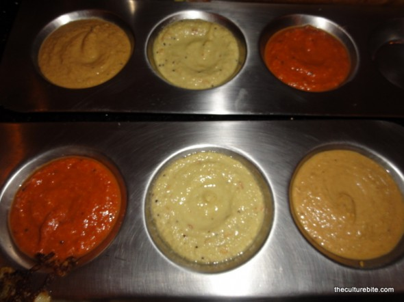 Udupi Palace Sauces
