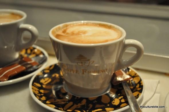Barcelona Caffe Fiorino Coffee