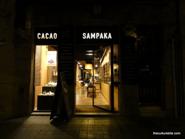 Barcelona Cocoa Sampaka Exterior