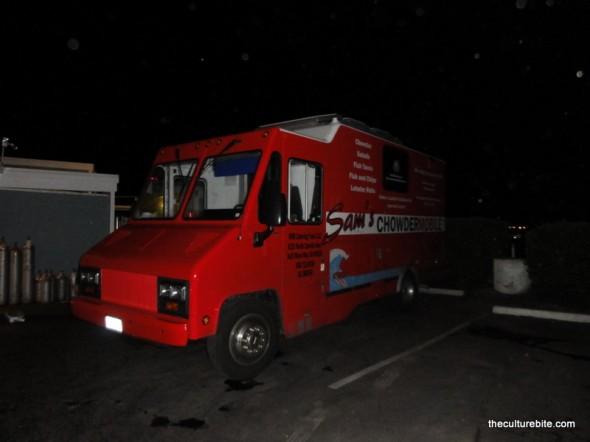 Sams Chowdermobile