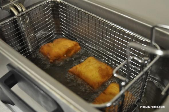 Sams Kitchen Beignets Fryer