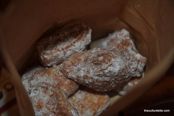Sams Kitchen Beignets Power Sugar